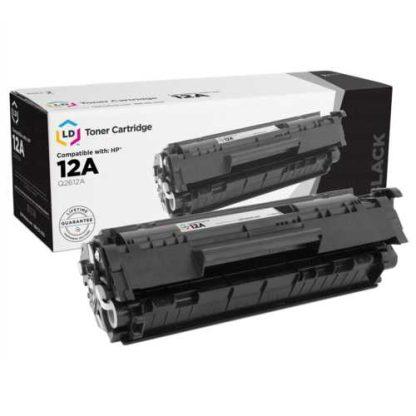 Cartus toner imprimanta HP Q2612A