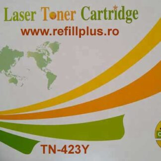 Cartus toner imprimanta Brother DCP-L8410CDW Y