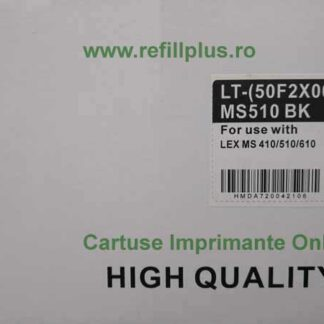 Cartus toner imprimanta Lexmark MS510dn